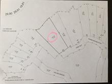 Terrain à vendre à Val-des-Monts, Outaouais, 34, Chemin des Becs-Scie, 28030166 - Centris