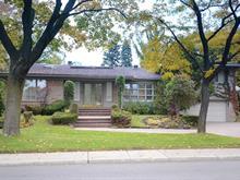 House for sale in Mont-Royal, Montréal (Island), 1965, Chemin  Rockland, 26816228 - Centris