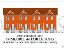 Townhouse for sale in Chicoutimi (Saguenay), Saguenay/Lac-Saint-Jean, 131, Place de la Colline, 20915238 - Centris