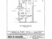 Terrain à vendre à Mercier/Hochelaga-Maisonneuve (Montréal), Montréal (Île), Rue  Pierre-Tétreault, 18188197 - Centris