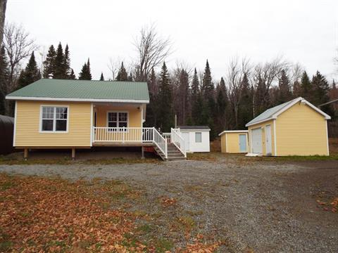 House for sale in Lac-Huron, Bas-Saint-Laurent, 21, Lac  Taché, 23552530 - Centris