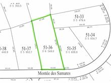 Lot for sale in Sainte-Agathe-des-Monts, Laurentides, Montée des Samares, 10389021 - Centris