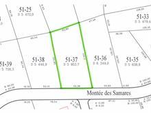 Terrain à vendre à Sainte-Agathe-des-Monts, Laurentides, Montée des Samares, 18264765 - Centris