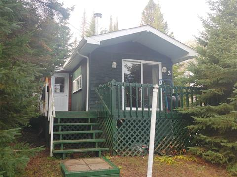 Mobile home for sale in Saint-Sauveur, Laurentides, 3, Chemin des Habitations-des-Monts, 20633861 - Centris
