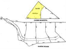 Terrain à vendre à Grenville-sur-la-Rouge, Laurentides, Chemin de la Rivière-Rouge, 15373700 - Centris