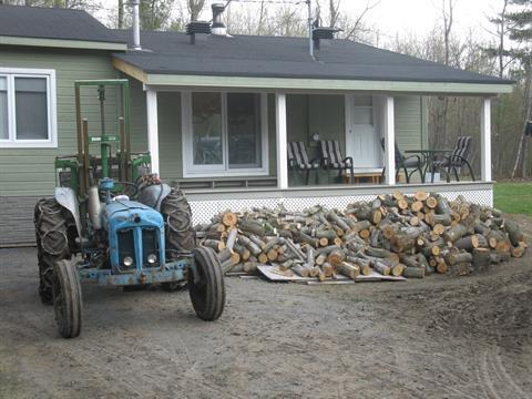 Hobby farm for sale in Saint-Bonaventure, Centre-du-Québec, 75, Rang du Bassin, 24260829 - Centris