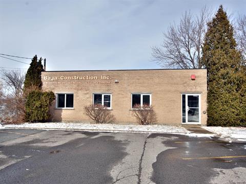 Bâtisse commerciale à vendre à Marieville, Montérégie, 233, Chemin de Chambly, 10180168 - Centris