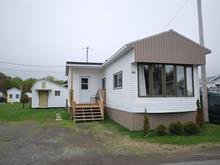 Mobile home for sale in Notre-Dame-du-Portage, Bas-Saint-Laurent, 41, Rue du Parc-de-l'Amitié, 21208325 - Centris
