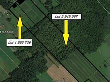 Terre à vendre à Saint-Placide, Laurentides, Rang  Saint-Vincent, 23396951 - Centris