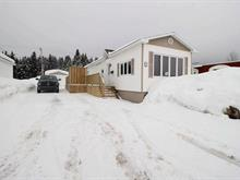 Mobile home for sale in Sept-Îles, Côte-Nord, 90, Rue des Chanterelles, 26285404 - Centris