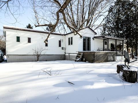 Mobile home for sale in Cookshire-Eaton, Estrie, 180, Rue  Eaton, 11244877 - Centris