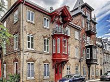 Condo for sale in La Cité-Limoilou (Québec), Capitale-Nationale, 53, Rue  Sainte-Ursule, apt. 10, 20046429 - Centris