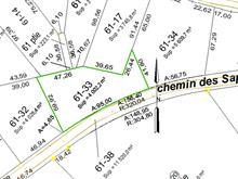 Lot for sale in Lantier, Laurentides, Chemin des Sapins, 19684447 - Centris