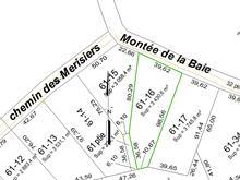 Lot for sale in Lantier, Laurentides, Montée de la Baie, 13278505 - Centris