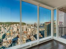 Condo / Apartment for rent in Ville-Marie (Montréal), Montréal (Island), 1300, boulevard  René-Lévesque Ouest, apt. 3401, 11366303 - Centris