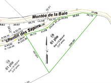 Terrain à vendre à Lantier, Laurentides, Chemin des Sapins, 23028880 - Centris