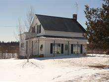 Maison à vendre à Notre-Dame-de-Lourdes, Centre-du-Québec, 546, Rang  Saint-Rémi, 25137119 - Centris