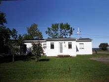 Mobile home for sale in Sainte-Flavie, Bas-Saint-Laurent, 272, Route de la Mer, 11692893 - Centris