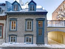 House for sale in La Cité-Limoilou (Québec), Capitale-Nationale, 8, Rue  Garneau, 18494282 - Centris