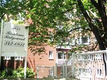 Condo à vendre à Côte-des-Neiges/Notre-Dame-de-Grâce (Montréal), Montréal (Île), 3615, Avenue  Ridgewood, app. 407, 25715584 - Centris