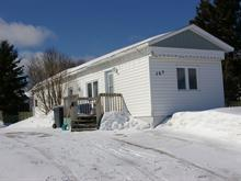 Mobile home for sale in Roberval, Saguenay/Lac-Saint-Jean, 789, Rue des Ruisseaux, 10478089 - Centris
