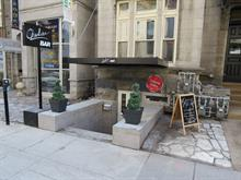 Commerce à vendre à Ville-Marie (Montréal), Montréal (Île), 1204, Rue  Bishop, 24485808 - Centris