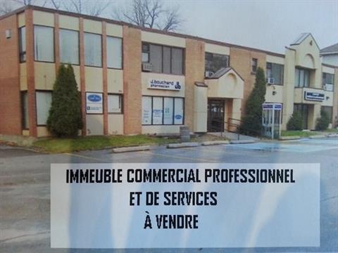 Immeuble à revenus à vendre à Bedford - Ville, Montérégie, 1, Place de l'Estrie, 9735046 - Centris