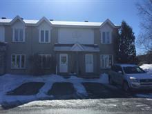 Townhouse for sale in Le Gardeur (Repentigny), Lanaudière, 506B, boulevard le Bourg-Neuf, 25300985 - Centris
