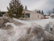 Mobile home for sale in Charlesbourg (Québec), Capitale-Nationale, 262, Rue  Josée, 14966666 - Centris