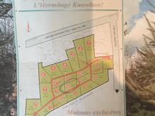 Terrain à vendre à Lac-Brome, Montérégie, Rue du Cerf, 13874050 - Centris