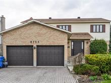 House for sale in Brossard, Montérégie, 8725, Avenue  Saguenay, 26787090 - Centris