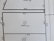 Terrain à vendre à Cantley, Outaouais, Rue des Quatre-Saisons, 26525596 - Centris