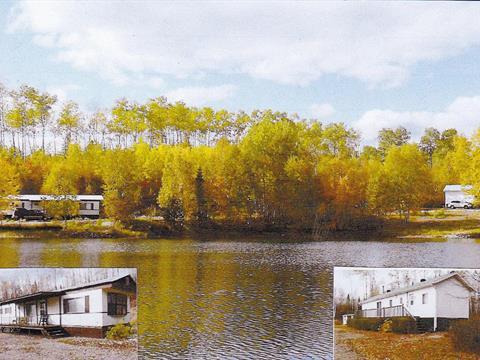 Maison mobile à vendre à Saint-Thomas-Didyme, Saguenay/Lac-Saint-Jean, 10 - 12, Chemin  Raphaël, 14535530 - Centris