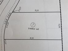 Terrain à vendre à Cantley, Outaouais, Rue des Quatre-Saisons, 26856572 - Centris