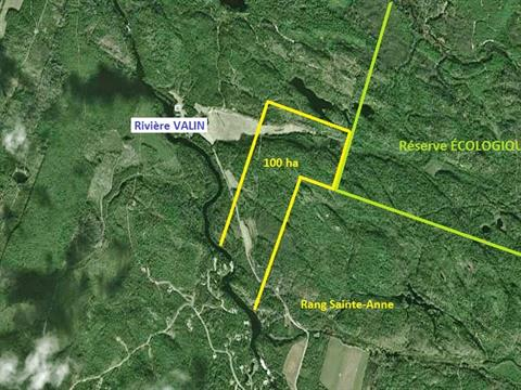Lot for sale in Saint-Fulgence, Saguenay/Lac-Saint-Jean, 100, Rang  Sainte-Anne, 13255315 - Centris