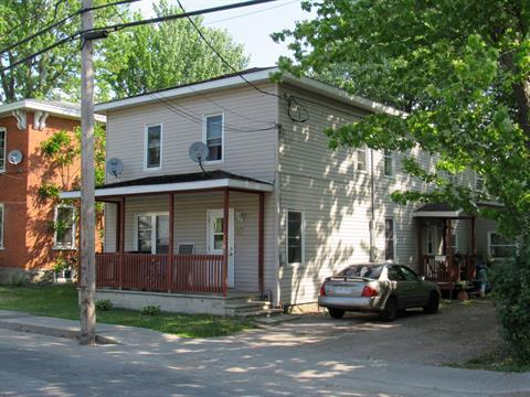 Duplex for sale in Huntingdon, Montérégie, 27 - 27A, Rue  Bouchette, 15816191 - Centris