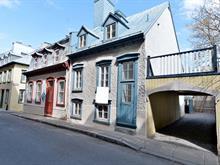 Maison à louer à La Cité-Limoilou (Québec), Capitale-Nationale, 8, Rue  Garneau, 20716318 - Centris