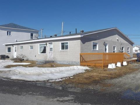 Triplex for sale in Cap-Chat, Gaspésie/Îles-de-la-Madeleine, 17 - 19, Rue  Del-Val, 14115260 - Centris