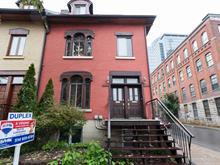 Duplex à vendre à Ville-Marie (Montréal), Montréal (Île), 1371 - 1373, Avenue  Argyle, 17090826 - Centris