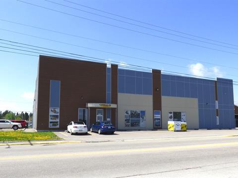 Commercial building for sale in Saint-Félicien, Saguenay/Lac-Saint-Jean, 923, boulevard du Sacré-Coeur, 15091896 - Centris