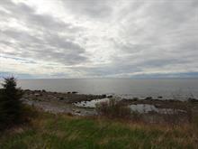 Terre à vendre à Grosses-Roches, Bas-Saint-Laurent, Route  132 Est, 20329002 - Centris