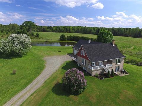 House for sale in Coaticook, Estrie, 421, Chemin du 10e Rang, 22449915 - Centris
