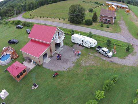 Hobby farm for sale in Saint-André-du-Lac-Saint-Jean, Saguenay/Lac-Saint-Jean, 39, Rue  Tremblay, 28262773 - Centris