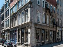 Condo / Appartement à louer à Ville-Marie (Montréal), Montréal (Île), 406, Rue  Saint-François-Xavier, app. 201, 17393217 - Centris