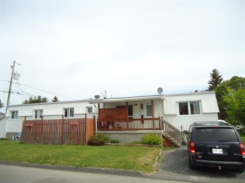 Mobile home for sale in Alma, Saguenay/Lac-Saint-Jean, 2132, Avenue de l'Émeraude, 27879364 - Centris