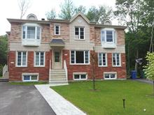 Townhouse for sale in Joliette, Lanaudière, 1965A, Rue  Robert-Quenneville, 12906751 - Centris