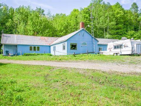 Fermette à vendre à Saint-Tite, Mauricie, 495, Rang du Haut-du-Lac Nord, 23486199 - Centris