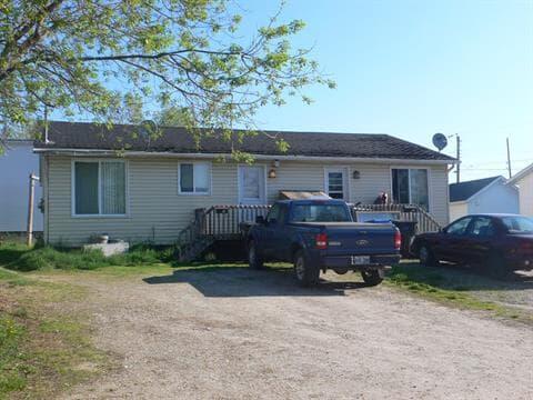 Quadruplex à vendre à Déléage, Outaouais, 18 - 22, Rue  Lafrance, 23079329 - Centris