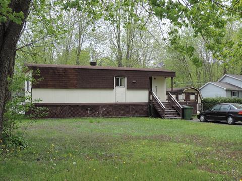 Mobile home for sale in Saint-Rémi-de-Tingwick, Centre-du-Québec, 58, boulevard  Nolin, 24437894 - Centris