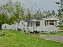 Mobile home for sale in Weedon, Estrie, 541, Rue  Biron, 9126475 - Centris
